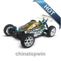 1/8th Sacle Brushless Version 4WD Electric Powered RC Hobby Off-road Buggy with Am Radio Control