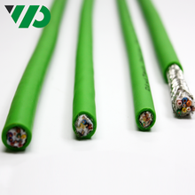 Multi Conductor Data Flexible Copper Cable Mine Flexible Cable
