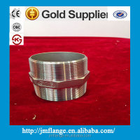 stainless steel outside screw hexagon weld union