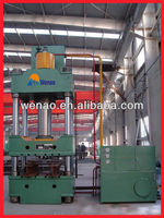 four column deep drawing hydraulic press for kitchen sink ,pans