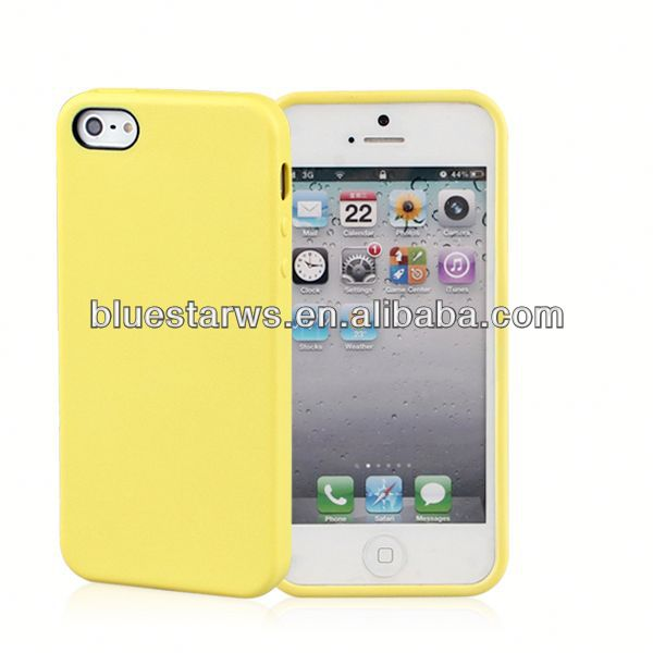 TPU case for iphone 5s&5g