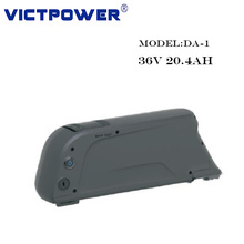 Victpower battery pack 36V 20.4ah lithium batteries battery for e-bike