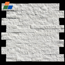 Exterior deco cultured stacked stone wall tiles