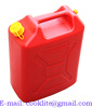 5 Gallon Jeep Style Plastic Fuel Can HDPE Jerry Can