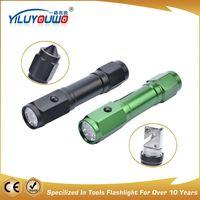 Fully stocked factory directly 9v battery flashlight