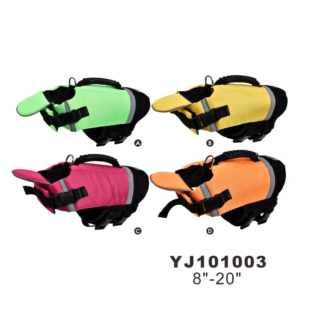 Tianyuan 2018 New Design High Quality Kevlar Pet Dog Anxiety Life Jacket