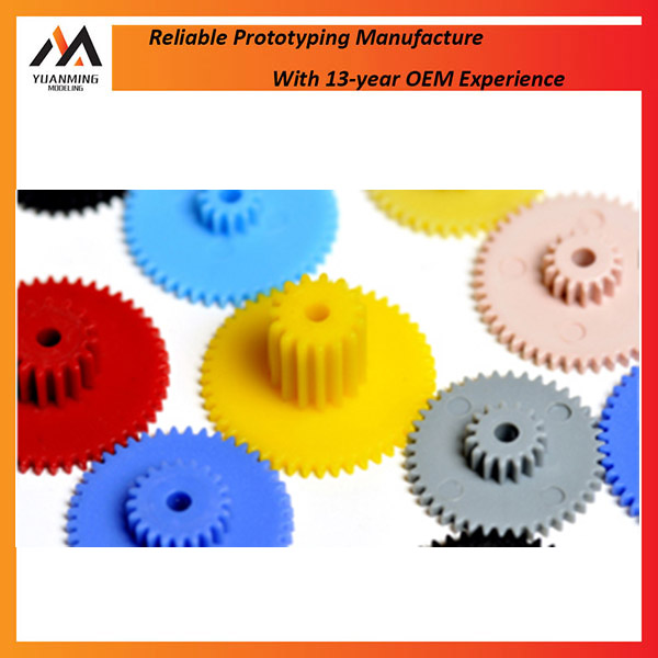 Top 3D printing prototypes gears for toys from China