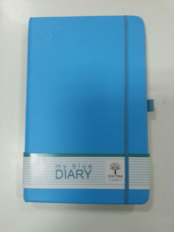 Cheap A5 PU Elastic Notebook