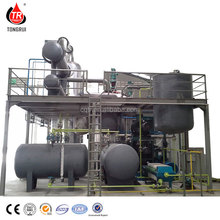 Small Engine Oil Purifier For Used Oil Re-Refining Plant