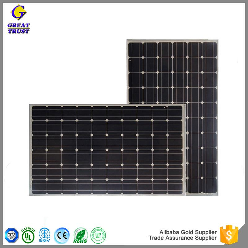 Professional solar panel 220v price solar panel 12v panel solar 500w