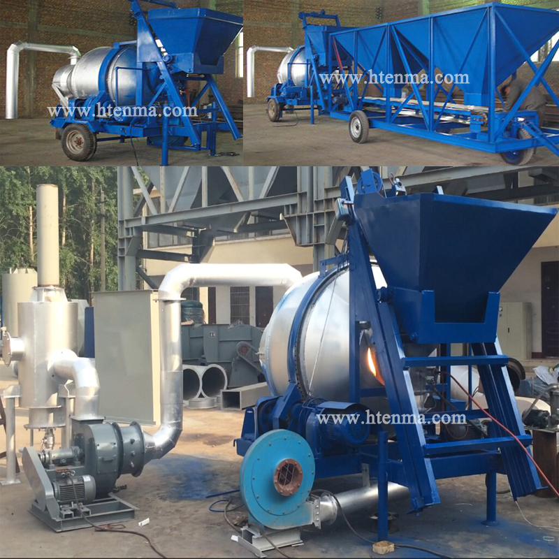 2016 New Designed Asphalt Mixing Machine