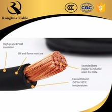 Heavy Duty Multi-Stranded EPDM Welding Cable