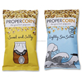 foil lined custom printing air proof pouch for potato chip bag