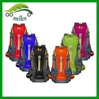 Genuine outdoor mountaineering backpack 45 l L, M Travel shoulders outdoor backpack rain cover