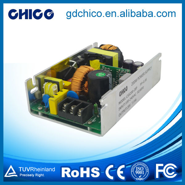 48V high voltage power supply lcd tv