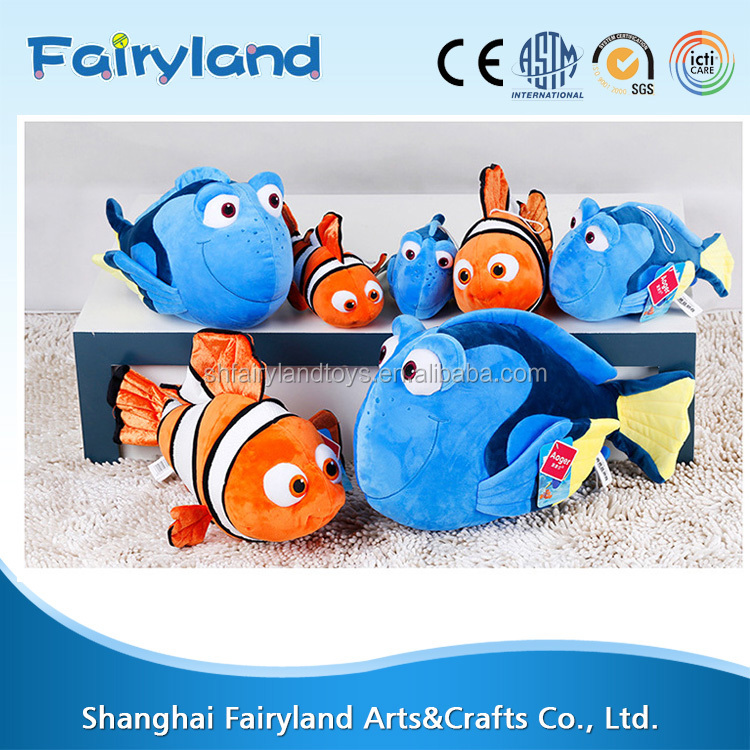 Online wholesale high quality soft material sea animal <strong>plush</strong> stuffed toy