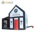 The quality of the giant inflatable bar, inflatable irish pub for sale giant inflatable bar tent