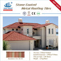 Water proof Stone coated metal roofing tile-model no JH05