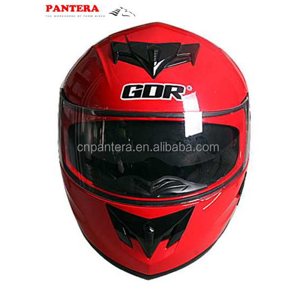 China DOT ECE ABS Shell Full Face Helmets