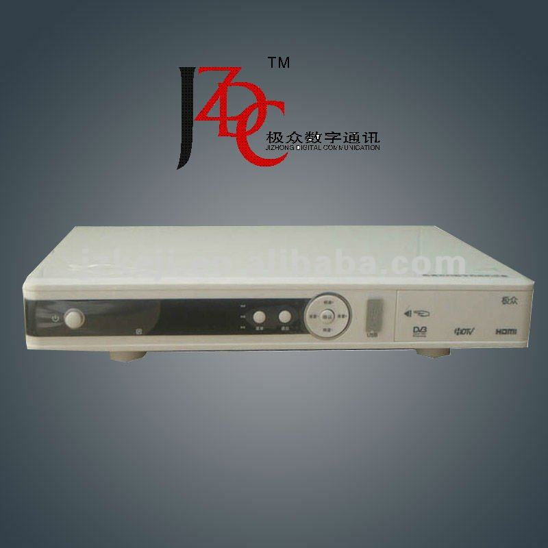 DVB-C MPEG-4 HD STB with Conax/Irdeto CAS