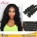 Half free shipping virgin hair Loose deep for 3 bundles human raw hair weave unprocessed 100% virgin brazilian hair