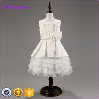 wholesale for girls of 7 years old indian chiffon kids party dresses baby frock design 2013