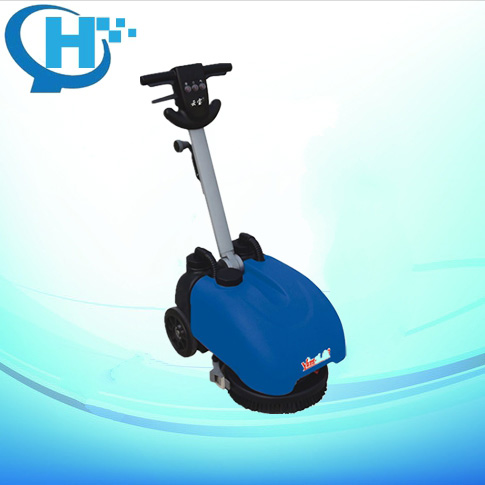 Fashion Compact Battery-driven Floor Scrubber robot floor scrubber