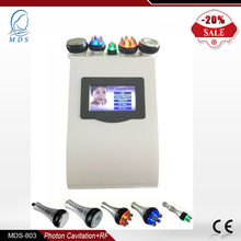 40K Ultrasonic Vacuum photon RF skin tightening machine