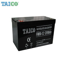Good price 12v 90ah gel vrla seal lead acid battery 12v90ah