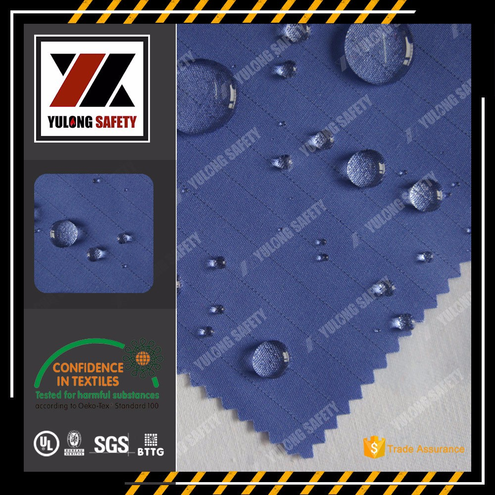 Water Repellent Fabric Three Proof Fabric For Coverall