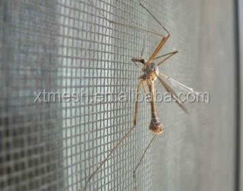 high quality strong aluminum window mesh/door mosquito screen/insect net