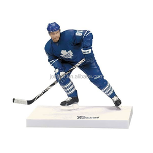 custom toy Bobblehead Manufacturer, head shaking plastic bobblehead, pvc hockey player bobblehead