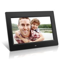 "10"" digital vedio player digital photo frame 10 inch with SD slot"