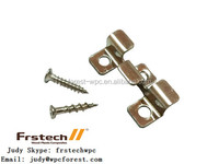 for Composite wood decking use Wpc clips