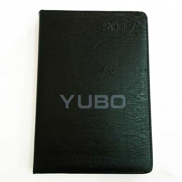 YB-1050 Calendar Diary, PU Cover Diaries paper address book