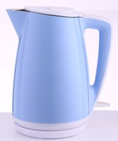 2.0l hot sale 1800w new automatic cordless 2 layers electric kettle