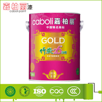 Interior wall paint acrylic paint set/paint manufacturers in China