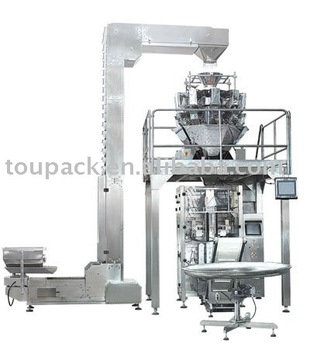 Automatic and Rotary meat packaging machine