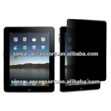 New spy products , 4 way anti spy screen protector for Ipad