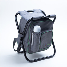 3 in 1 Multi-Function Outdoor/Camping/Fishing Folding Backpack Cooler Bag Chair