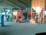 Rotary Dryer Coal Burner