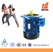 MS 2 poles to 8 poles Three Phase Electric Motor