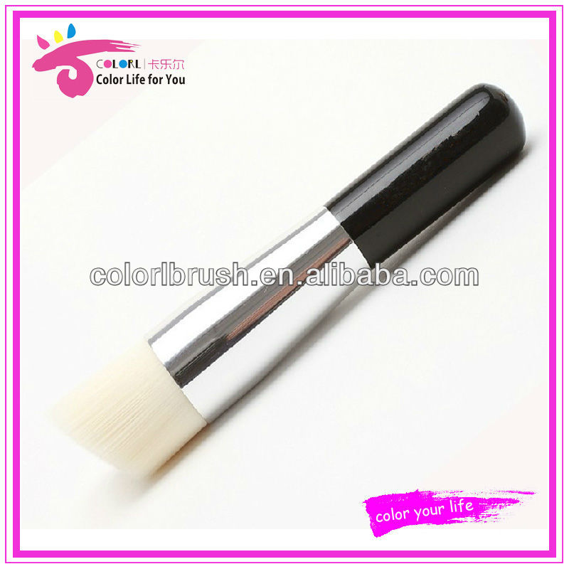 Professional angular liquid makeup foundation brush ,BB cream foundation