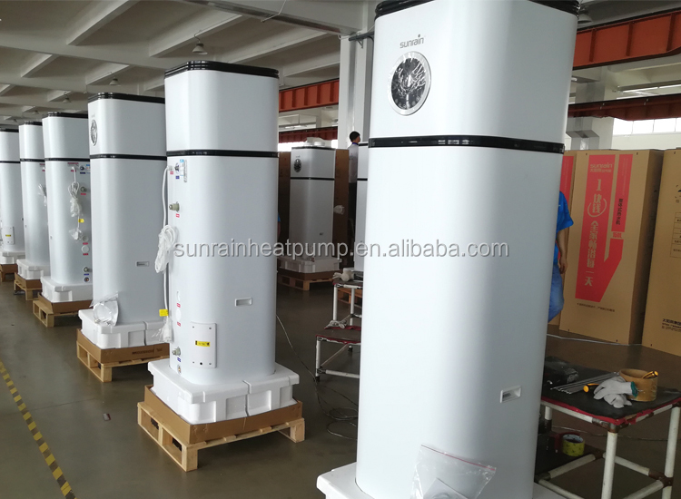 stable good quality air to water heat pump water heater china