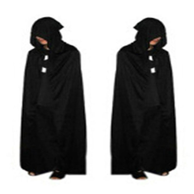 Get Quotations Halloween Costumes Thriller Masquerade Woman Vampire Diary Black Cloak Dress Costume