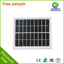 2016 high quality factory directly supply the lowest price mono solar panel 20w