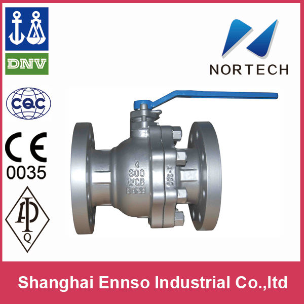 2013 high qulity DN50-DN600 bs 5351 forged ball valve