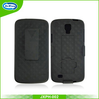 Hot phone accessories belt clip stand case for samsung s4 s4 active i9295