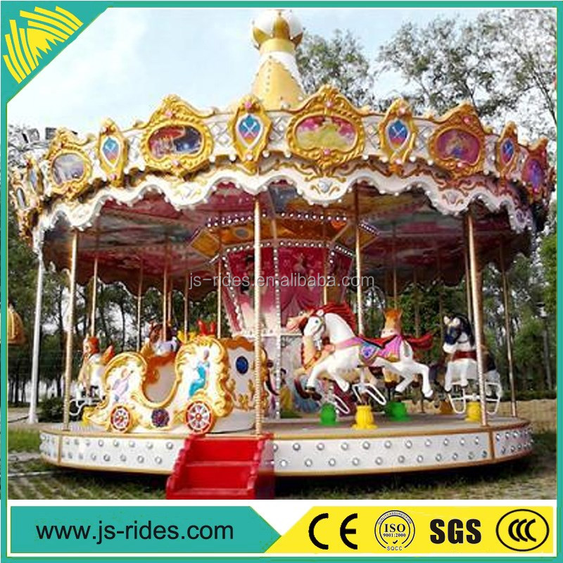 mobile water amusement park have vertical carousel system children commercial indoor playground equipment