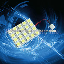 5050 20 SMD Car Indoor Reading Lamp PCB Auto led Lamp PCB 20SMD 5050 led plate